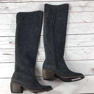 NWT Lucky Brand Khlonn Tall Boot. Size 6